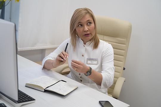 Светлана Хайруллина:«Наш НИЦ оснащен новейшим немецким диагностическим оборудованием, которое позволяет выявить меланому и другие злокачественные опухоли насамых ранних стадиях»