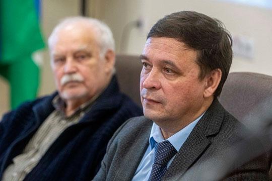 «Радика Салихова и в министерствах знают и в том же аппарате президента, говорят, ну он все же не такой яркий как вы. Так у меня 90-е годы, идет шлейф»
