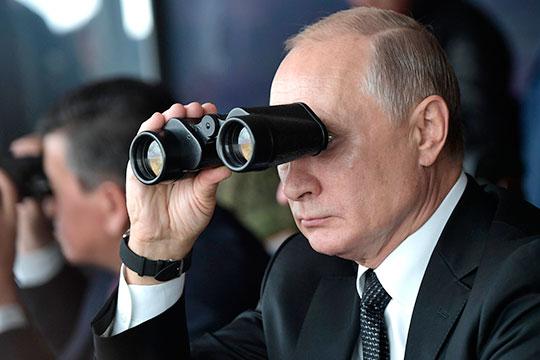 Павел Салин: «Для Путина важно многие вещи завершить до конца 2020-го. Мало времени»
