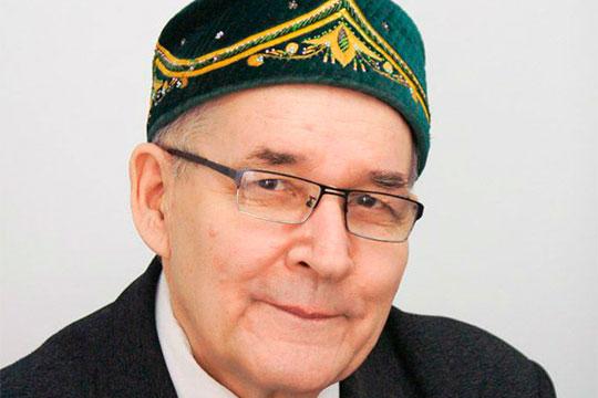 Известный татарский литератор Шагинур Мустафин скончался сегодня в 5 утра в 7-й Казанской городской больнице на 73-м году жизни