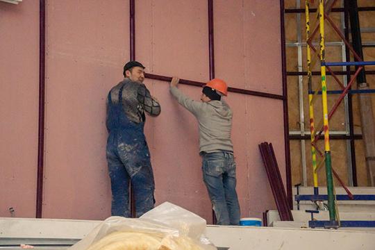 Больше всего иностранных рабочих в РТ задействовано в строительном бизнесе — доля оценивается министерством труда в 70%