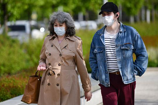 За сутки в Татарстане выявили 53 новых случая заболевания, число заразившихся в республике достигло 3661 человек, выздоровевших — 3543 (плюс 66 за сутки). Умерли 10 человек, двое из них казанцы