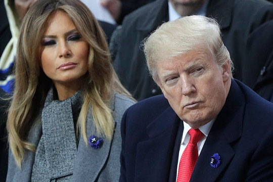 «Если Трамп не поймёт, что ему лучше взять пожитки, жену, дочь и зятя и постепенно передвигаться в другое место жительства под гарантии безопасности, то начнутся совсем жесткие действия»