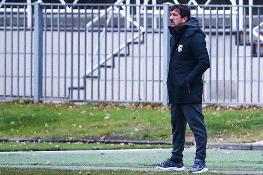 «Я много работал главным тренером в командах высшего дивизиона в Средней Азии. 12-13 лет ушло на это»