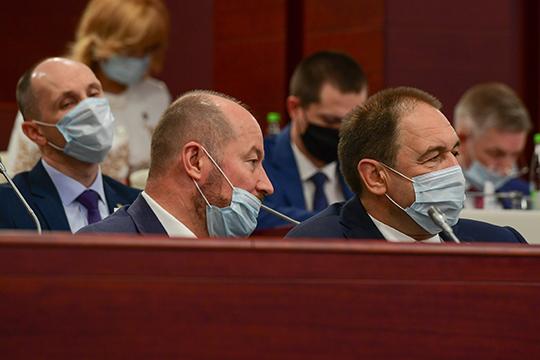 Асгат Сафаров: «Алексей Иванович хорошо вам всем известен. Это ответственный руководитель, более 15 лет он обеспечивает внешний государственный финансовый контроль на самом высоком уровне»