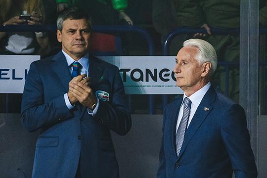 «Тень в любом случае есть. Три Кубка Гагарина — это серьёзно, и я понимаю, что меня всегда будут сравнивать с ним. Он давал результат, меня тоже будут оценивать по результату»