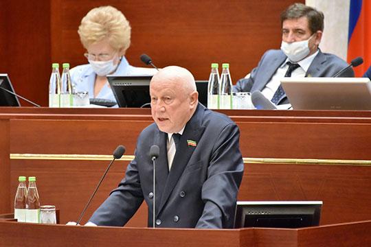 Марат Галеев: «Вы сейчас это превращаете в закон о борьбе с пьянством»