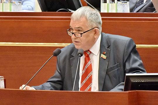 Хафиз Миргалимов: «Я здоров и политически, экономически, и социально, и физически! Не дождутся!» 23 апреля стало известно, что первый тест на коронавирус у Миргалимова оказался положительным
