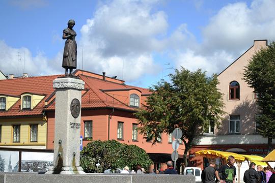 «Литовцы — самостоятельный народ, но их слишком мало, чтобы они выработали свою модель управления. Их пытались ассимилировать в течение нескольких столетий поляки, и то не смогли»