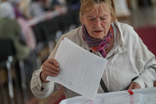 До 19 июня кандидаты должны собрать 100 тыс. подписей в свою поддержку в местный ЦИК, после чего начнется процедура регистрации