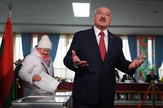 «Мы не видим заметного какого-то интереса к выборам даже на уровне российских политтехнологов. Думаю, что они очень хорошо знают расклад внутри Белоруссии»