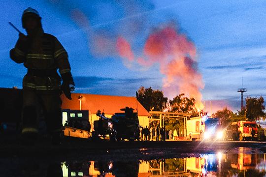 Напомним, взрыв на газохранилище произошел 12 июня в 21:56. Взрывная волна обрушила здание операторной, из-под обломков которой потом и извлекли тело единственного погибшего