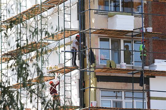«В этом году план ввода жилья в Казани — порядка 900 тысяч квадратных метров, из них на Советский район приходится почти половина — 400 тысяч «квадратов»