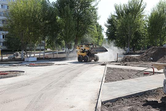 «В прошлом году мы в целом отремонтировали 30 дорог площадью 500 тысяч квадратных метров»