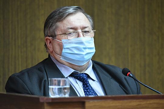 Ильгизяр Бариев: «Послабления требовали бы более длинного временного отрезка. И меры должны быть более жесткими»