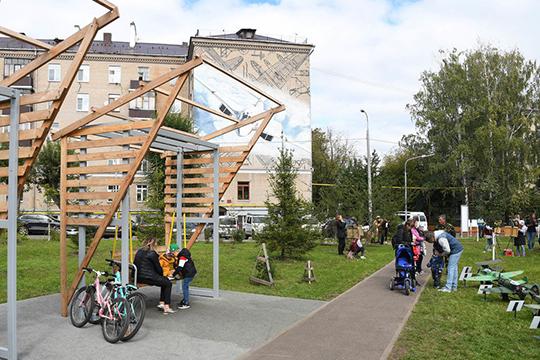 «Во дворах мы сделаем небольшие парки, которые практически будут единой прогулочной зоной. Программа беспрецедентная!»