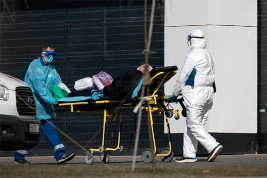 Министр признал, что заболеваемость пневмонией все же увеличилась