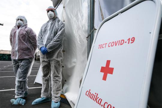 По словам Садыкова, диагноз «коронавирус» ставится по результатам теста, клиническим симптомам и инструментальными методами (компьютерная томография)