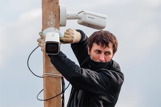 Поставлена задача поувеличению количества камер фиксации нарушений ПДД. На дорогах РТ сегодня 162 стационарных камеры