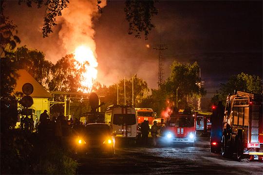 Спустя неделю после взрыва на газонаполнительной станции, принадлежащей ООО «Газпром Сжиженный газ», никто из официальных лиц не озвучил даже предварительные версии произошедшего