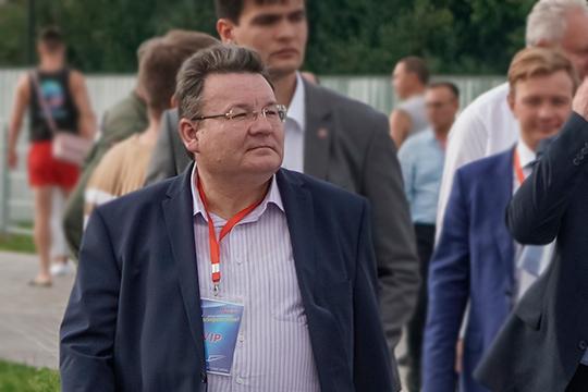 Экс-замминистра промышленности РТ Ильдар Мингалеев назначен гендиректором одного из крымских промышленных предприятий, близких к судостроительной корпорации «Ак Барс»