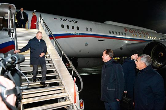 На празднование 30 августа 100-летия ТАССР в Казани ждут президента России Владимира Путина