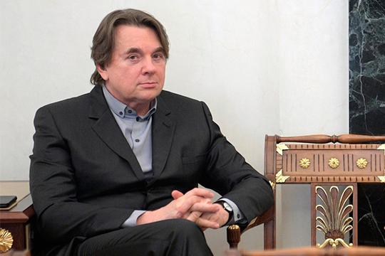 «Вахтер со Старой площади» отправляет в отставку многолетнего генерального директора Первого канала Константина Эрнста