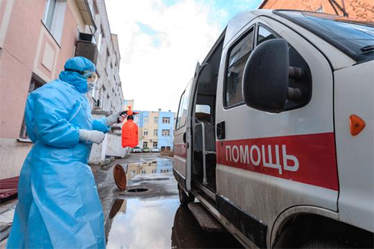 «Мыдействительно фиксируем задержки скорой медицинской помощи. Связано это стем, что проблема коронавирусной инфекции активно муссируется. Ежедневно налинии около 80 бригад»