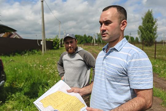 Айдар Сайфутдинов: «О проведении слушаний по планировке ответвления газопровода мы узнали постфактум»