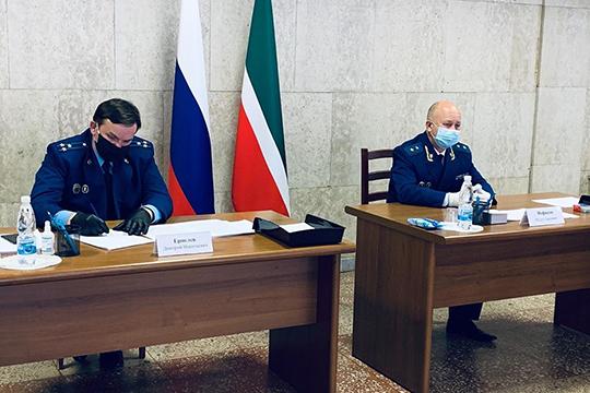 Илдус Нафиков: «На сегодня самая серьезная ситуация в Набережных Челнах, поэтому мы сюда и приехали»