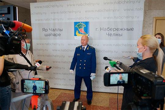 Илдус Нафиков: «Сегодня мы посмотрели и убедились, что многие проблемы сняты. Меры за эти две недели были приняты»