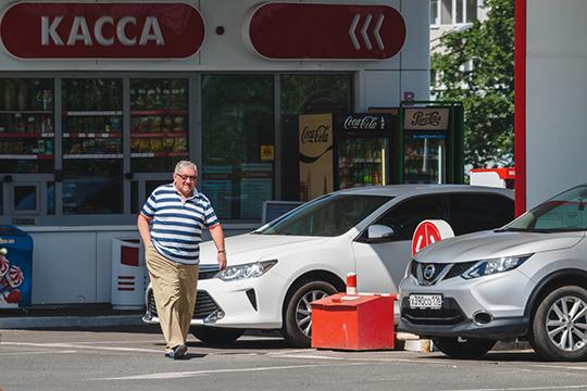 Под запрет в городе также попали автозаправки на пересечении улиц общегородского и районного значения
