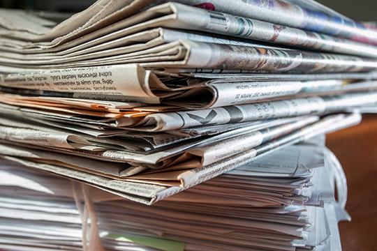 «Продажи печатной прессы в России снижаются из года в год, в среднем по стране спад ежегодно составляет 7 процентов»