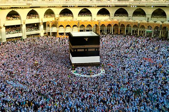 Власти Саудовской Аравииотказалисьвэтом году отхаджа для зарубежных паломников