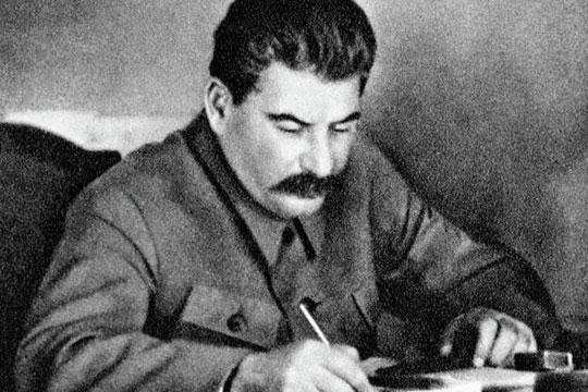 «Сталин, конечно, учитывал интересы верующих граждан своей страны, но сам он был человеком, безусловно, атеистического мировоззрения»