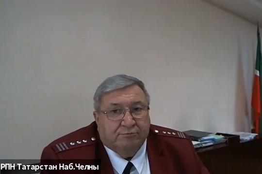 """Ильгизяр Бариев: «Инфекция новая, некоторые момент как вюридическом, так итехническом плане недоконца отшлифованы. Эта работа будет продолжаться, мырасставим точки над """"i"""": где ошибаемся мы, где ошибаютсяони»"""