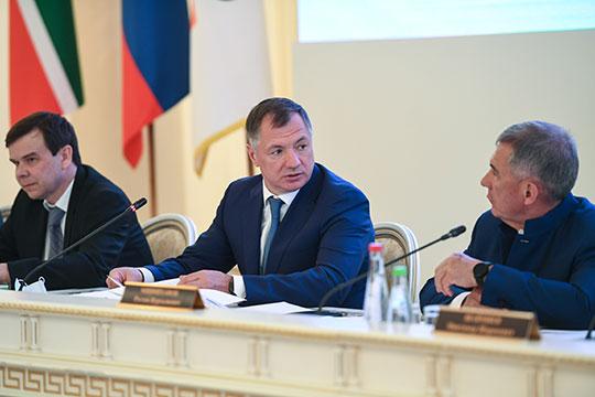 Модератором заседания оргкомитета 100-летия ТАССР стал сам Хуснуллин