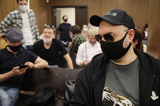 По решению судьи Олеси Менделеевой, режиссеру Кириллу Серебренникову назначено лишение свободы на три года условно