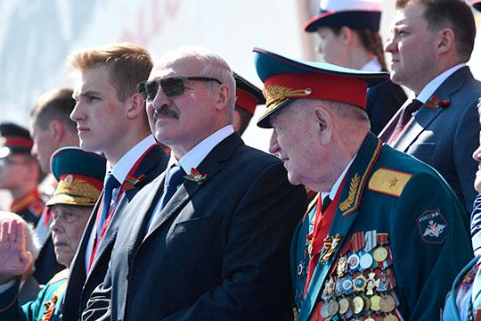 На неделе из-за Александра Лукашенко поссорились два известных анонимных политических Телеграм-канала