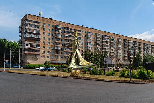 Между улицами Фрунзе и Болотникова