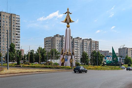 В районе Горьковского шоссе