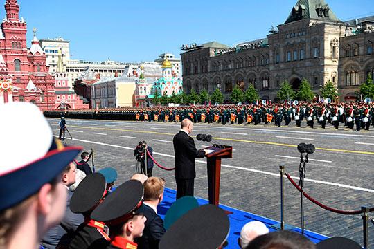 «Парад Победы в другой день года, не 24 июня, уже выглядел бы экзотично»