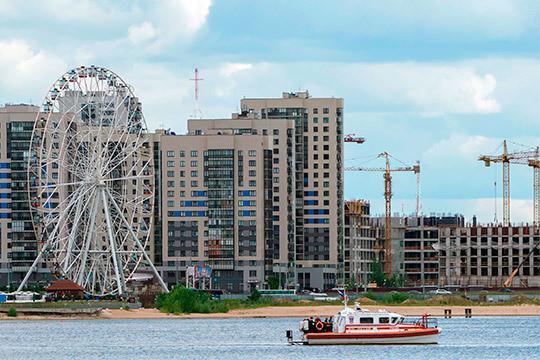 Косвенно ситуацию с численностью населения подтверждают темпы ввода жилья. Если в 2019 год в Казани ввели 1 млн кв. метров жилья, то в Нижнем Новгороде — почти втрое меньше