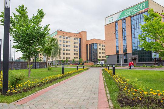 Благодаря Универсиаде Казань обзавелась не только развязками, новыми дорогами и станциями метро, но и серьезным студенческим кампусом