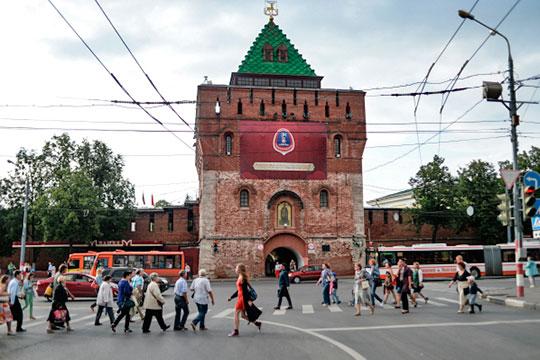 «В Нижнем Новгороде сальдо миграции отрицательное: минус 2,7 тыс. человек»