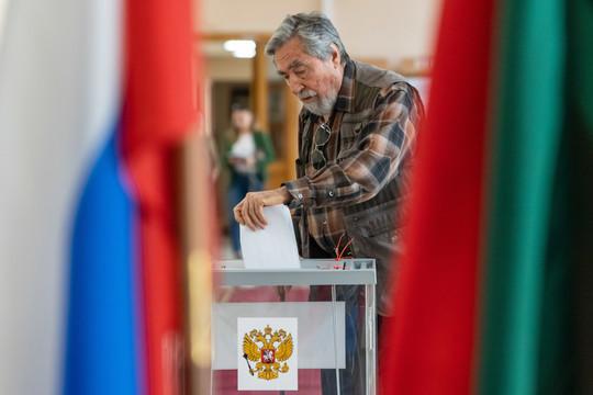 В историю Татарстана вошла в 2015 году, когда баллотировалась в президенты Татарстана. Очень не хотела