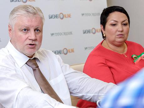 Изначально, когда «заварилась каша», от Сергея Михайловича была большая поддержка