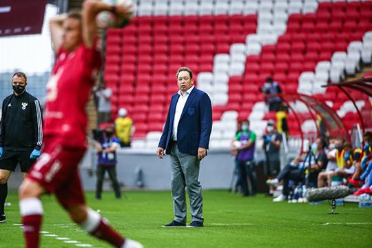 «Нельзя говорить, что «Рубин» был плох, ни в коем случае. Где-то контроль мяча у «Локомотива» качественнее, но как минимум на гол казанцы точно наиграли»