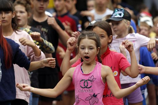 Мероприятия для детей будут проводиться преимущественно на улице, помещения регулярно проветриваться