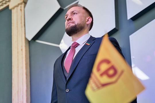 Альмир Михеев: «На бытовом уровне татарским языком я владею, а если будет необходимо, выучу классический, это не сложно»